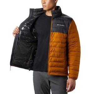 Columbia Powder Lite Down Puffer Jacket Big & Tall